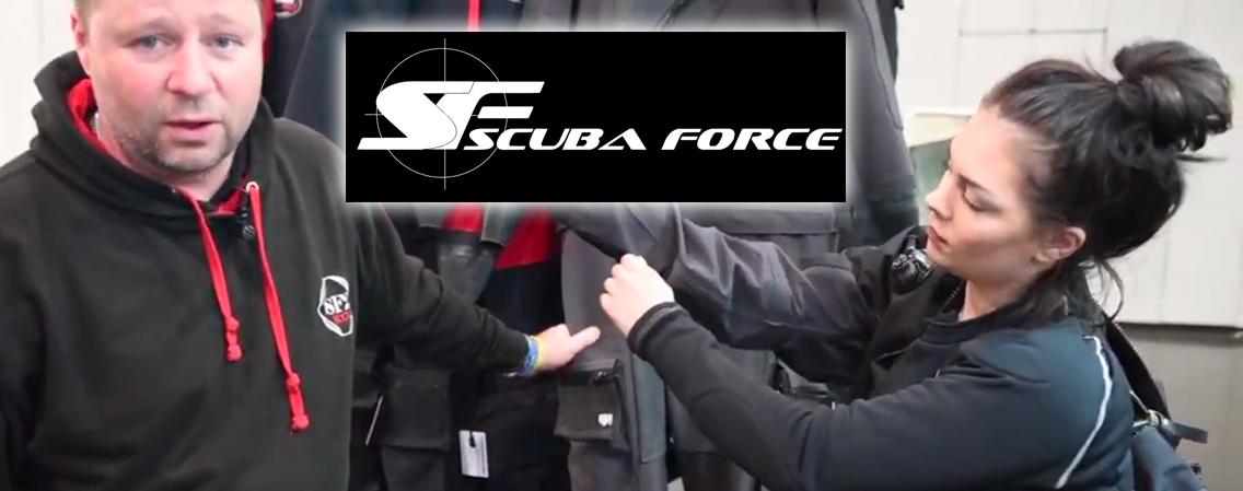 Trockis von Scuba Force auf der BOOT 2019
